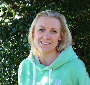 Anna Leigh at Abbey View Physiotherapy, Shaftesbury
